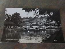 Steamer Quay,Totnes,Devon,RP Postcard,Overland Views No 46/14