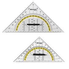 rechtwinkliges Dreieck Schuldreieck Zeichendreieck Lineal        Geo Dreieck