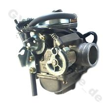 24.5mm SPORT VERGASER z.B. GY6 125/150ccm CHINA ROLLER 4-TAKT 152QMI 157QMJ