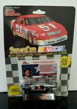 Racing Champions Stock Car Dale Earnhardt NASCAR Die Cast W/ Card & Stand 1992