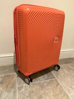 American Tourister - Soundbox Spinner Expandable, 55Cm, 35,5/41 L -Orange