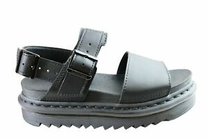 Dr Martens Womens Fashion Platform Voss Sandals