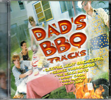 CD Dad's BBQ Tracks - various 21 tracks Angels, Daddy Cool, Stevie Wright etc.