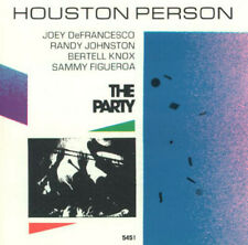 Houston Person The Party Cd