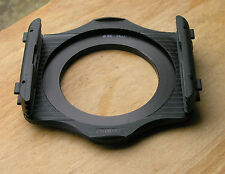 genuine later cokin P filter holder  and 58mm ring used ,  made in france
