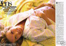 Coupure de Presse Clipping 1998 (4 pages) Elle MacPherson