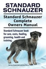 Hoppendale George-Standard Schnauzer Standard Sc (Us Import) Book New