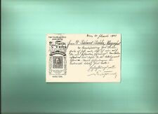 ~ HISTORICAL FRIEDL CARION PHILATELIC FORGERIES TRIAL / CARION FRIEDL 18
