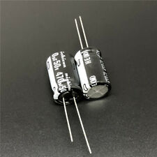 5pcs/50pcs 50V 470uF 50V Nichicon HE 12.5x20mm Low Impdance Capacitor