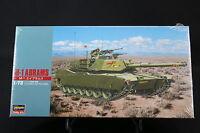 XO146 HASEGAWA 1/72 maquette tank char 31133 MT33 700 US Army M-1 Abrams NB