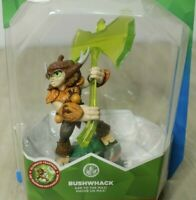Skylanders Trap Team BUSHWHACK with Axe  Whacked Life ALL PLATFORMS New
