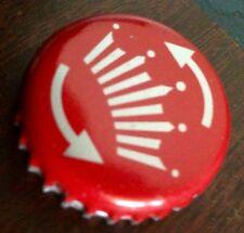 Budweiser bottle cap pin badge, new