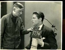 "Tom Keene George Duryea The Godless Girl Original 8x10"" Photo #J3174"