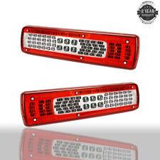 2x LED Heckleuchten Rückleuchte Für Volvo FH 4 FH16 II Euro 6 E-Prüf 21355570