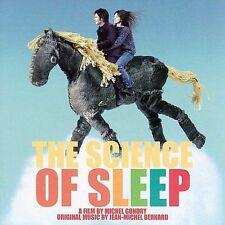 Science of Sleep Soundtrack CD 26TRACKS Jean Michael Bernard