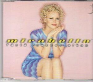 (AY569) Mira Bella, Tasta Rakkaus Alkaa - 1998 CD