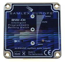 12 - 24V Batterieanzeige Spannungsanzeige Batteriewächter Akku Batterie Wächter