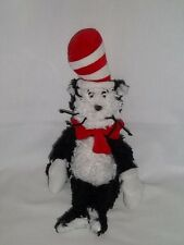 "Manhattan 12"" Plush DR SEUSS Stuffed CAT IN THE HAT BEAN BAG Animal Character"