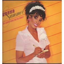 Donna Summer Lp Vinile She Works Hard For The Money / Mercury 812 265-1 Nuovo