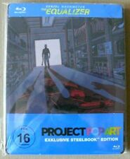 The Equalizer - Project Pop-Art Exklusive Steelbook Edition