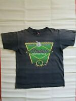 Vtg 80s 90s Indian Motorcycles T-Shirt Mens Size L Harley Davidson Double Sided