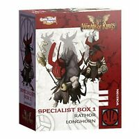 Wrath of Kings - House Nasier - Specialist Box #1 -=NEW=-
