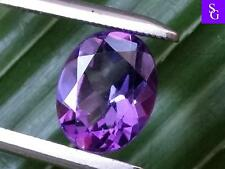"Brazilian Natural Faceted 2.13 ct Amethyst ""Stunning_Gemstones"""