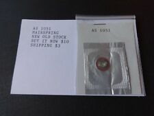 AS 1051 Mainspring Watch Parts New Old Stock
