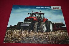 Case International Magnum 180 190 210 225 340 Tractor Dealers Brochure AMIL7