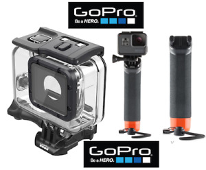 GOPRO SUPER SUIT DIVE HOUSING AADIV-001 + GOPRO AFHGM-002 GRIP FOR GOPRO HERO 6
