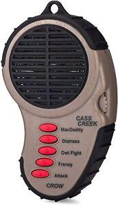 Cass Creek Crow Call