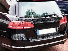 LADEKANTENSCHUTZ für VW PASSAT B7 KOMBI & ALLTRACK | 2010-2014 EDELSTAHL POLIERT
