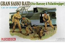 DRAGON 6094 1/35 Gran Sasso Raid (Otto Skorzeny & Fallschirmjäger)