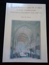 Church Life in a Nonconformist Town 1836-1851 Anglican Resurgence under W F Hook