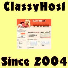 Professional Classifieds Ads Website Business. Online Earnings Google Adsense