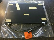 """NEW Dell Latitude E6400 14.1""""  Back Cover Lid Rear Case With Hinges Y793H"""