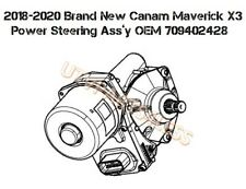 2018-2020 Brand New Canam Maverick X3 Power Steering Ass'y Oem 709402428