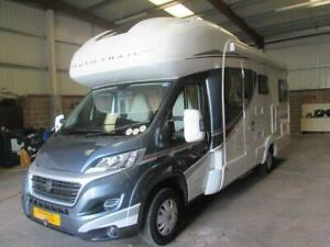 Auto Trail TRIBUTE 736 SIX BERTH, END LOUNGE MOTORHOME FOR SALE