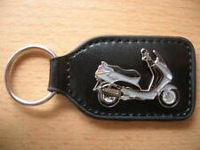Schlüsselanhänger Peugeot Elyseo 125 silber silver Roller Scooter Art 0778