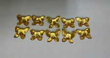 50 Yellow Butterfly Gardenia Bath Oil Beads