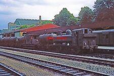 PHOTO  GWR 57XX CLASS  4606 KENSINGTON OLYMPIA 5'7'64