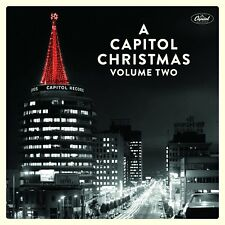 A Capitol Christmas Volume Two VARIOUS Best Of 24 Songs MUSIC New Vinyl 2 LP