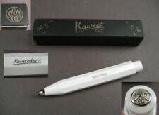 Kaweco SKYLINE SPORT ASTUCCIO PER MATITE BIANCO 3,2mm MINIERA NUOVO#