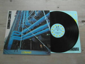J.J. BURNELL-EUROMAN COMETH-GREAT AUDIO-UA-THE STRANGLERS- EX VINYL LP 1979