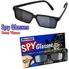Spy Sunglasses Hidden Eyewear  Glasses w/ Hidden Rear view Mirror (LOT OF 10X)