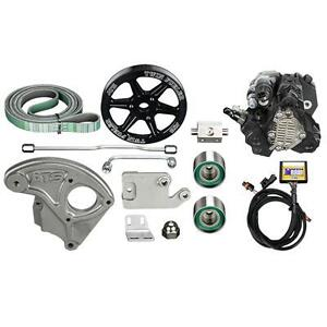 FITS 11-16 GM CHEVY 6.6L DURAMAX DIESEL ATS TWIN FUELER DUAL PUMP KIT (WITH PUMP