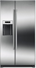 "Bosch B20Cs30Sns 300 Series 36"" Counter Depth Side by Side Refrigerator w/Ice"