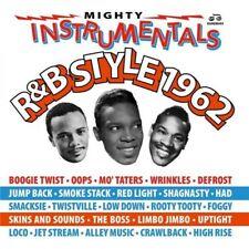 MIGHTY INSTRUMENTALS R&B-STYLE 1962  2 CD NEUF