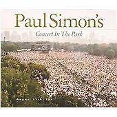 Paul Simon's Concert In The Park: August 15th, 1991 Simon, Paul Very Good Live