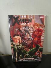 X-Men Legacy: Back to School Rogue Marvel Comics Hc Hard Cover Brand New Sealed~